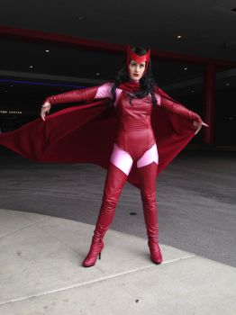 Scarlet Witch 1 by PepperMonster