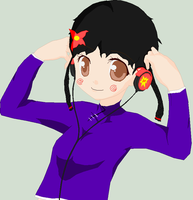 Ching's Headphones by frapioca16