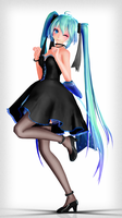 MMD TDA:IYDD Miku (V4) Download!!! by AmaneHatsura