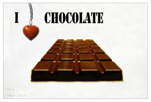 I love Chocolate by Manveru