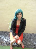 Lenalee Formal 2- D- Gray Man by seriouslyblondie