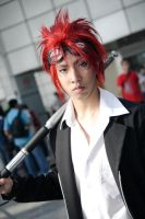 Final Fantasy AC - Reno by Xeno-Photography