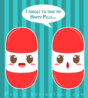 Happy Pills by Poiizu