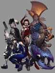 Exalted- Infernals by UdonCrew
