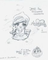 Day 8- Favourite animated character by 99scribbles