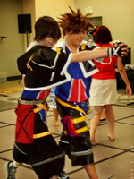 O2k8 - Kingdom Hearts is TANGO by alaisiaga