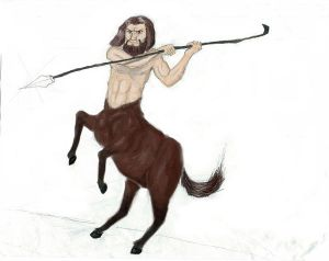 Centaur COLORED