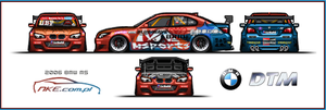 BMW M5 2006 MSports by legalcrime