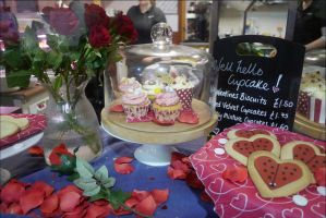 Edible Valentines by sags