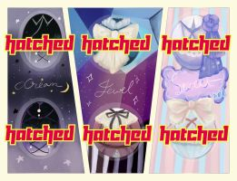[Hatchable] Little Lolitas {CLOSED} by WhiteFai