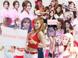 Happy 200 watchers Pack (SNSD VER.) by Sweetgirl8343
