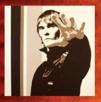 Ian Brown Painting - 49.00 by Hodgy-Uk