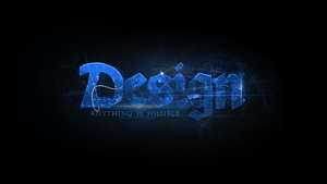Design 'Anything is possible'-  Desktop Background by Aidan98