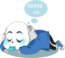 Sleepy Sans by Monodes