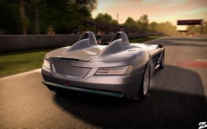 Mercedes-Benz Stirling Moss 4 by ZowLe