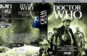 DOCTOR WHO CLASSIC  SERIES 5 by MrPacinoHead