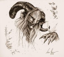 Faun by Serrifth
