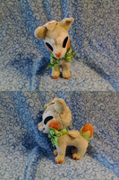 SCP sushi dog request by Toshiko-paws
