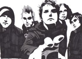 My Chemical Romance by Art-is-life22