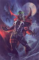 Spawn by humblestudent