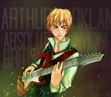 APH - Absolutely Invincible by BleuDePrusse