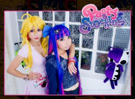 Panty and Stocking:::::::: by Witchiko