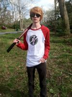 Dave  Strider Cosplay by Crumblehop