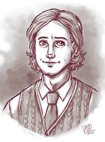 Criminal Minds: Dr. Spencer Reid by GI-Ace