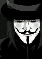 V for Vendetta by TheFresco