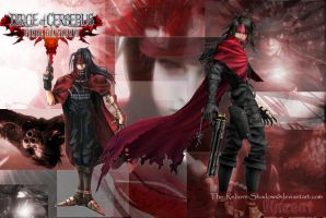 Vincent Valentine Wallpaper by The-Reborn-Shadow