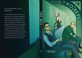 Two Keys Cover Spread by nuu