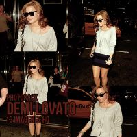 Photopack Demi Lovato by Maca-Editions
