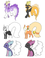 [OPEN - FOR SALE] Point adopts mixed by Ayinai