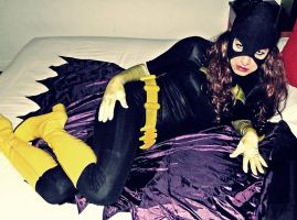Batgirl Cosplay - Bring back the old Babs by ozbattlechick