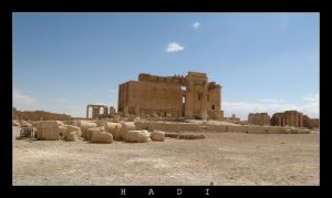 Temple of Bel by HadiGFX
