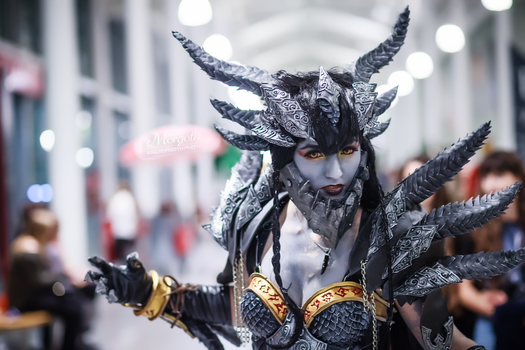 Deathwing cosplay by morgoth87