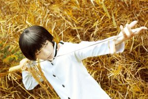 APH Cosplay_JP_Fight by urhi