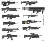 Rifles from Pimp My Gun 11 by c-force
