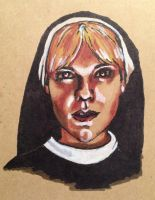 Sister Mary Eunice by Pieohpah69