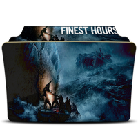 The Finest Hours Logo Icon by PanosEnglish