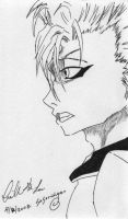 inked in Grimmjow by Grimmjow-FC