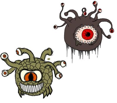 Beholders by Colmillos
