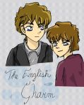 The English Charm by Lostinthedreams