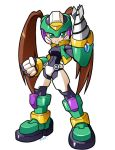 MegaMan Model Q by rongs1234