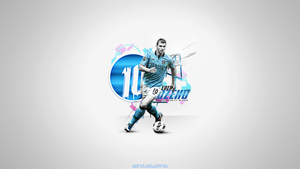 Edin Dzeko by cannabis97