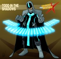 CAX - Todd in the Shadows by AndrewDickman