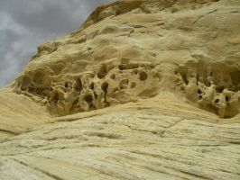 Ghost Rock Utah- Formations 2294 by archambers