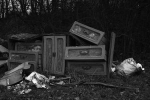 Old Chest Of Drawers by The-Real-Seamus