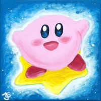 Kirby by Tabascofanatikerin