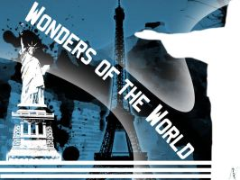 Wonders of the World by MrNexXx